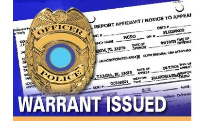 Is there a warrant for you?  PCPD releases new list of warrants