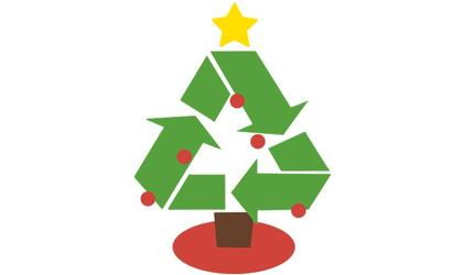 Christmas tree recycling area closing Friday