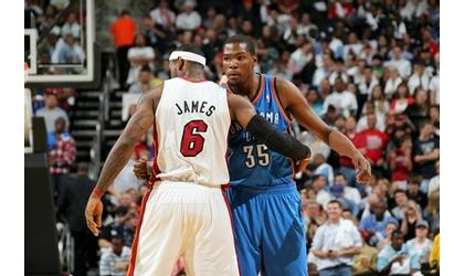 Tonight's game will be a battle of the NBA superstars