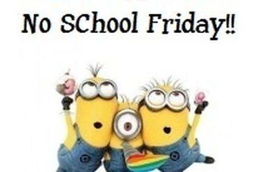 No school Friday in Ponca City
