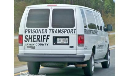 Inmates Recaptured After Van Vanishes