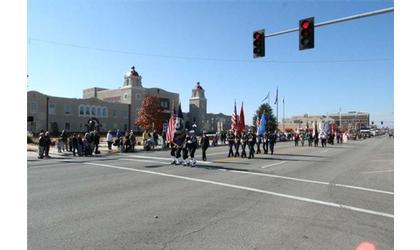 Ponca City Honors Veterans