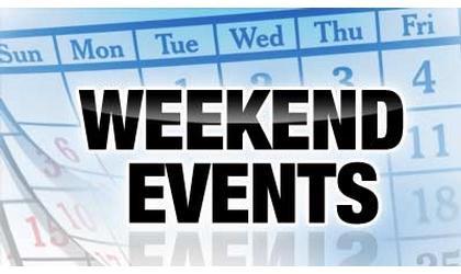 Weekend Calendar Of Events