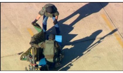 OKC Bomb Squad Says Suspicious Item Is A Burrito