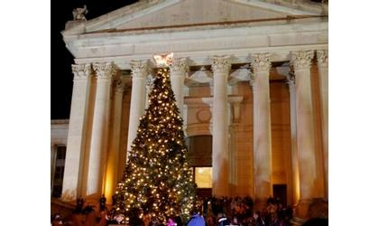 Capitol Christmas tree lighting scheduled