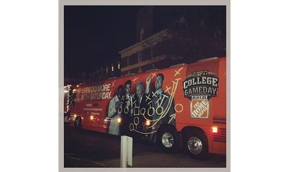 ESPN's College Gameday Rolls Into Town