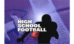 Area High School Football Scores