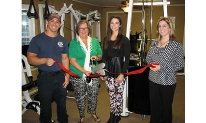 Ribbon Cutting Held For Gym