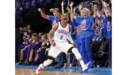 Thunder Come From Behind, Again