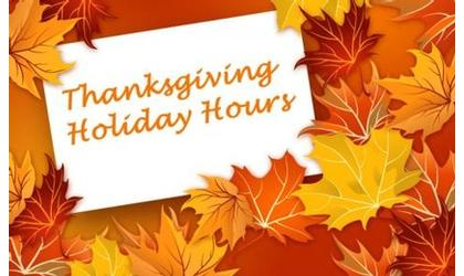 City of Ponca City lists holiday closings