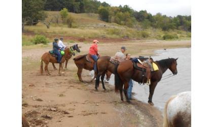 Cherokee Strip Trial Ride