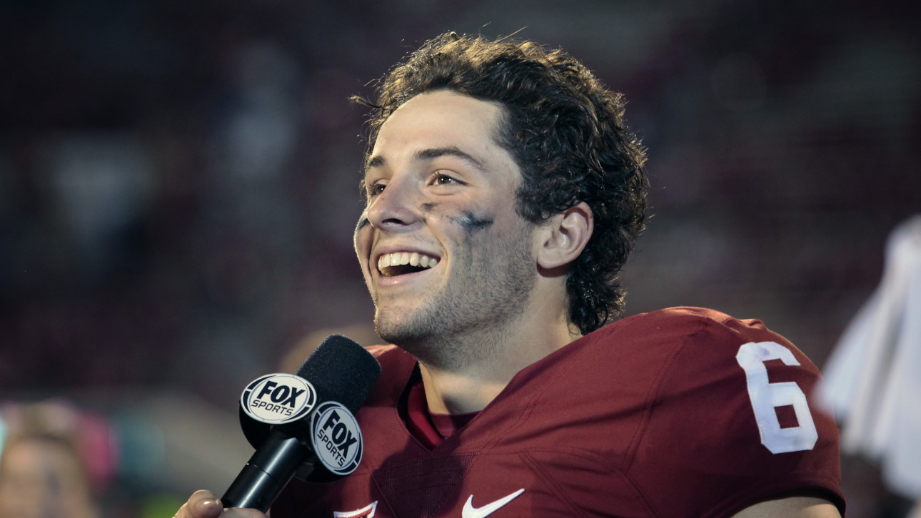 Mayfield, Armstrong named preseason Big 12 players of the year