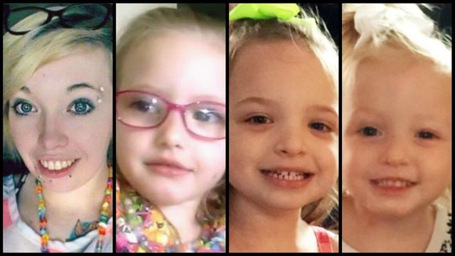Authorities say missing Oklahoma woman, three children found safe