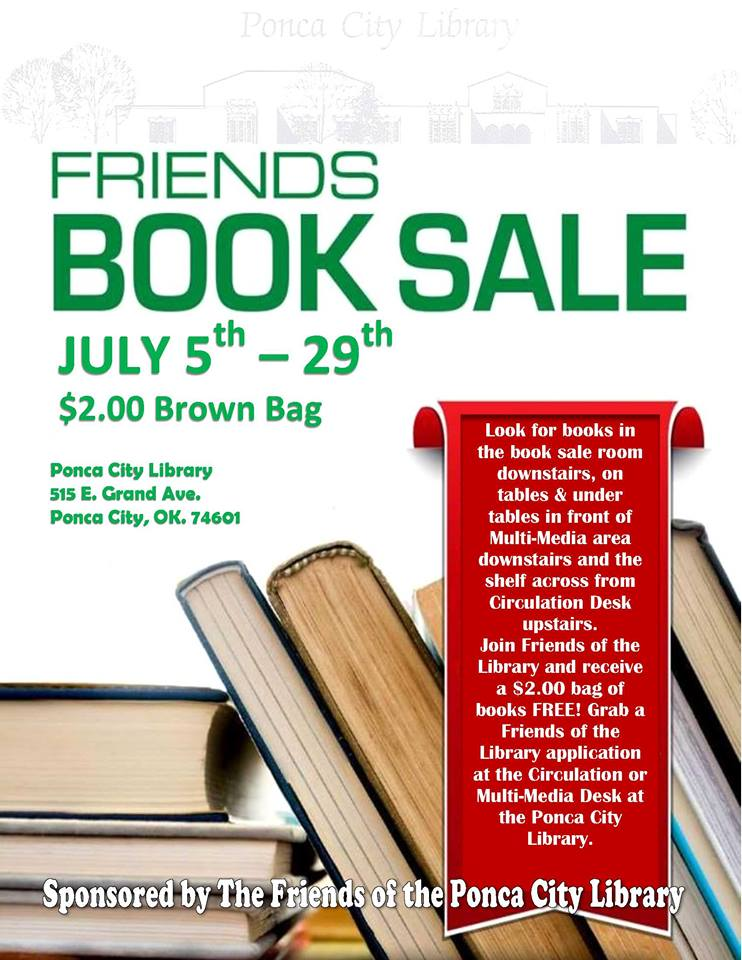 Looking For Some Books To Read The Book Sale Is Happening At Library Fill A Brown Grocery Bag Only 2 Something Everyone