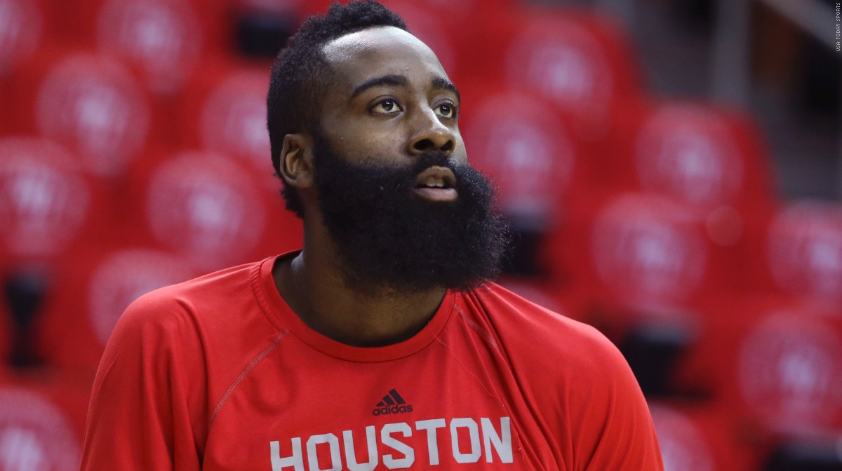 Harden, Houston intent on staying together
