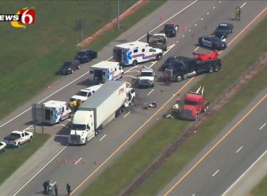 3 killed, 4 hurt in crash on Interstate 35 near Purcell