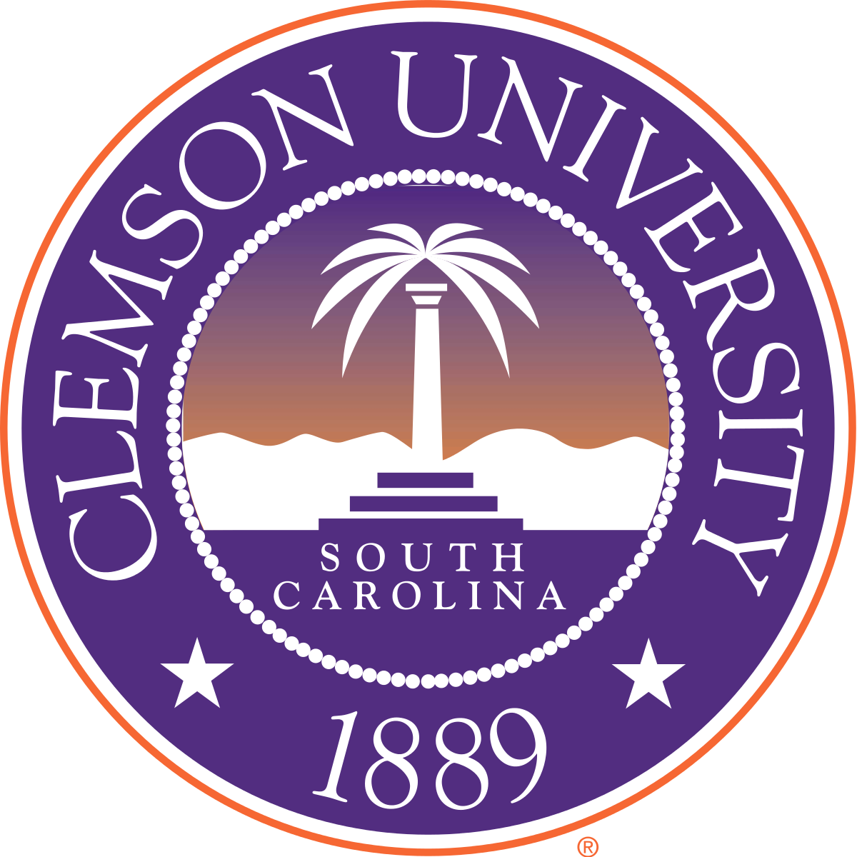 Clemson moves up to No. 2
