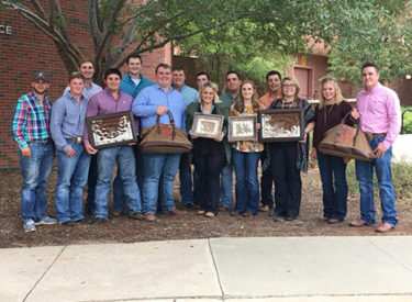 Police Auctions Sydney >> NOC does well at Cimarron Land Judging Contest