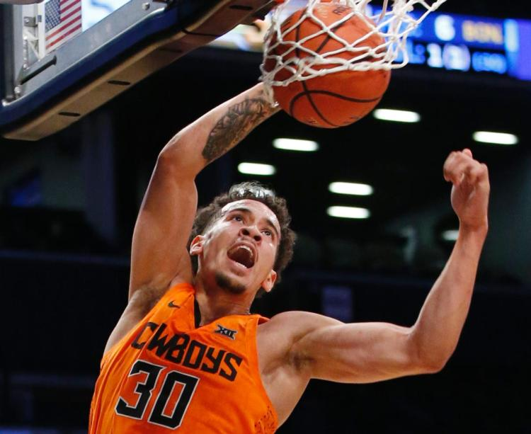 Oklahoma State wins 73-67 over Pittsburgh