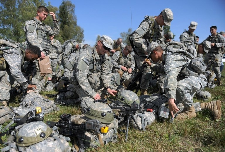 NY National Guard takes over training of Ukrainian troops