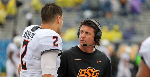 Mike Gundy to interview with Tennessee