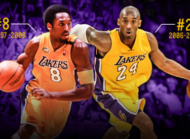 check out 747f9 fe5d5 Lakers retire Kobe Bryant's jersey numbers