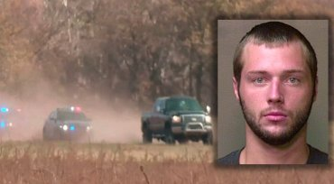 Man accused in lengthy police chase arrested again