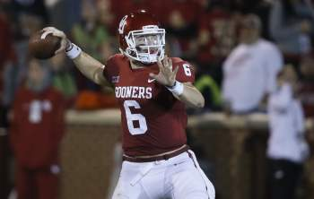 Mayfield named Big 12's offensive player of the year, again