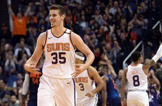 Dragan Bender leads Suns over Thunder