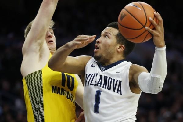 Villanova tops AP college basketball poll