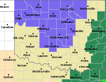 Winter weather advisory extended to 5 p.m. Tuesday