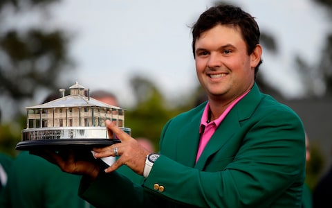 Final round of Masters thrilling three-man duel; Reed claims green jacket