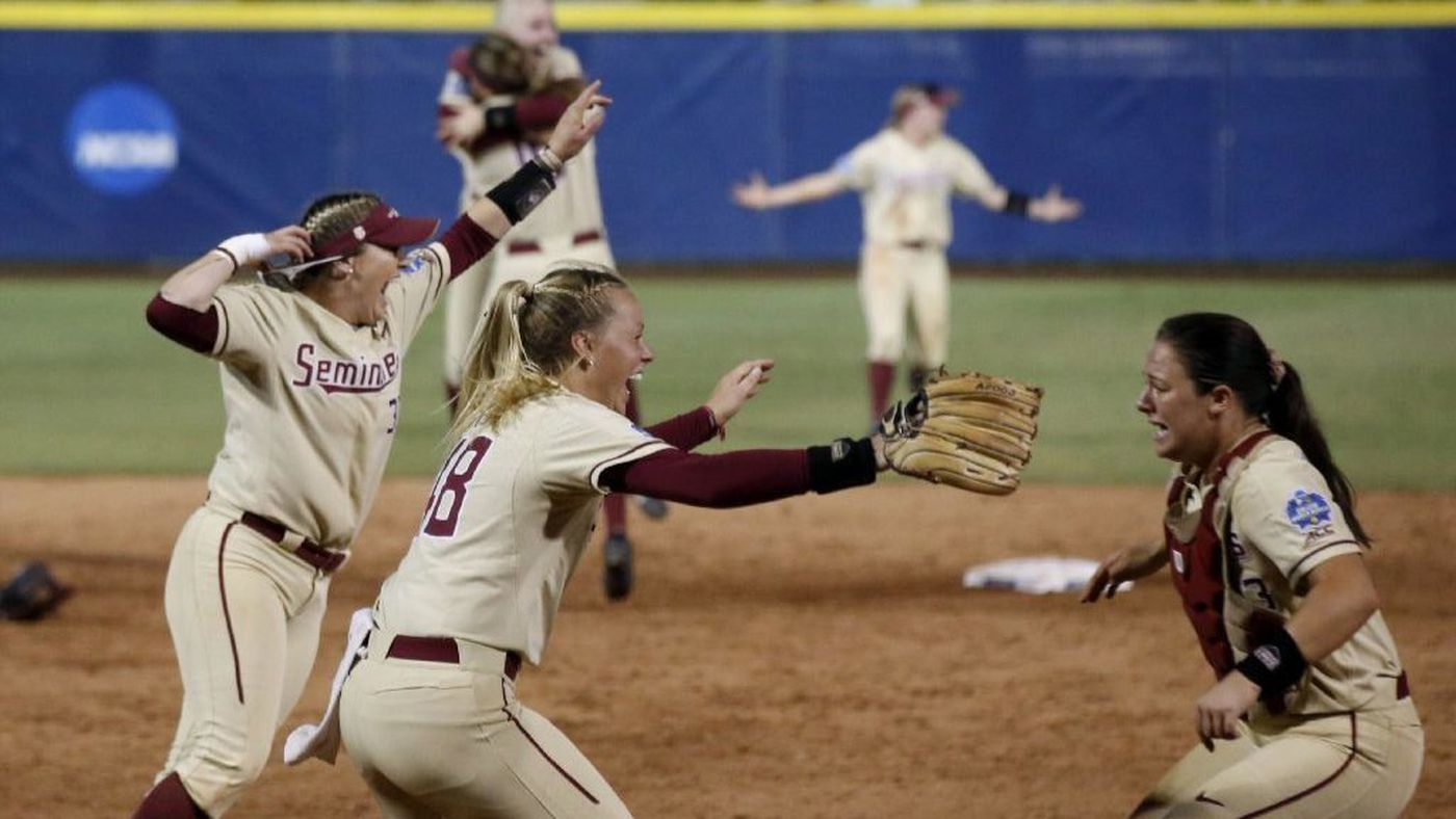 Florida State claims Women's College World Series title