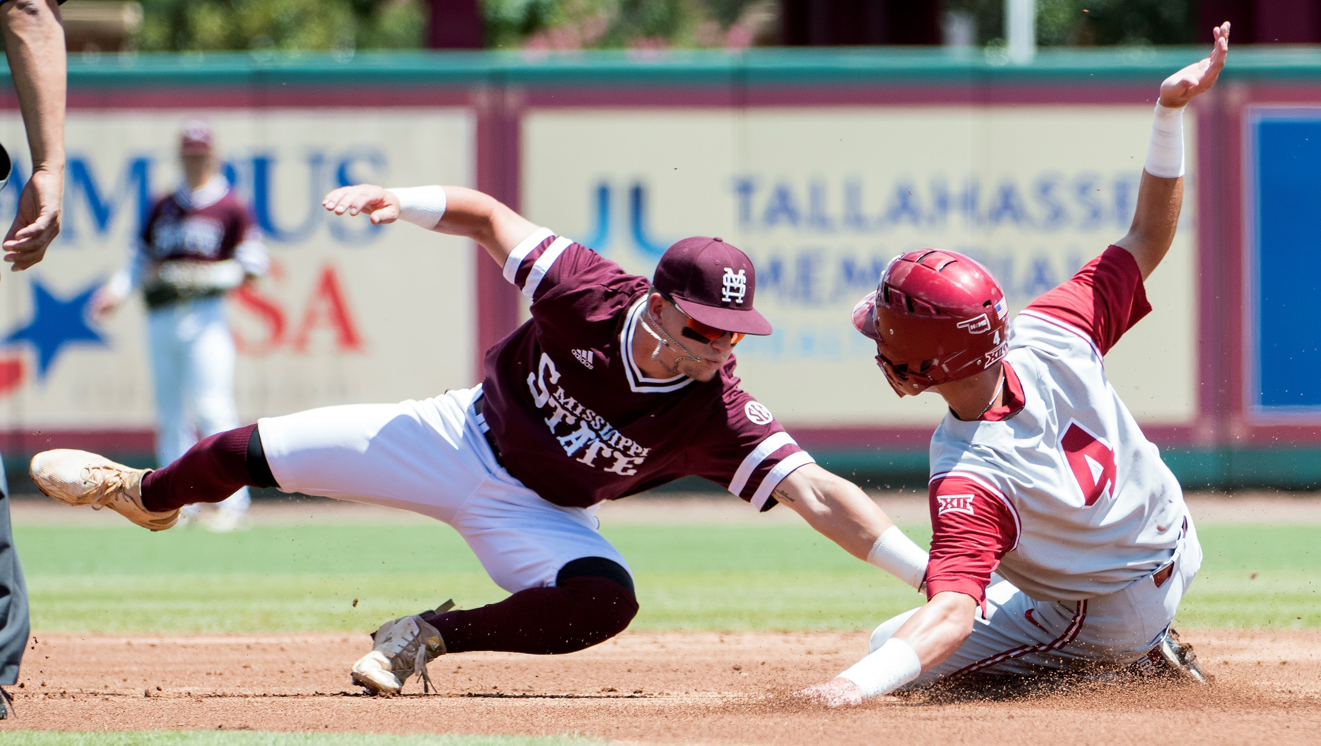 Mississippi State wins over Oklahoma