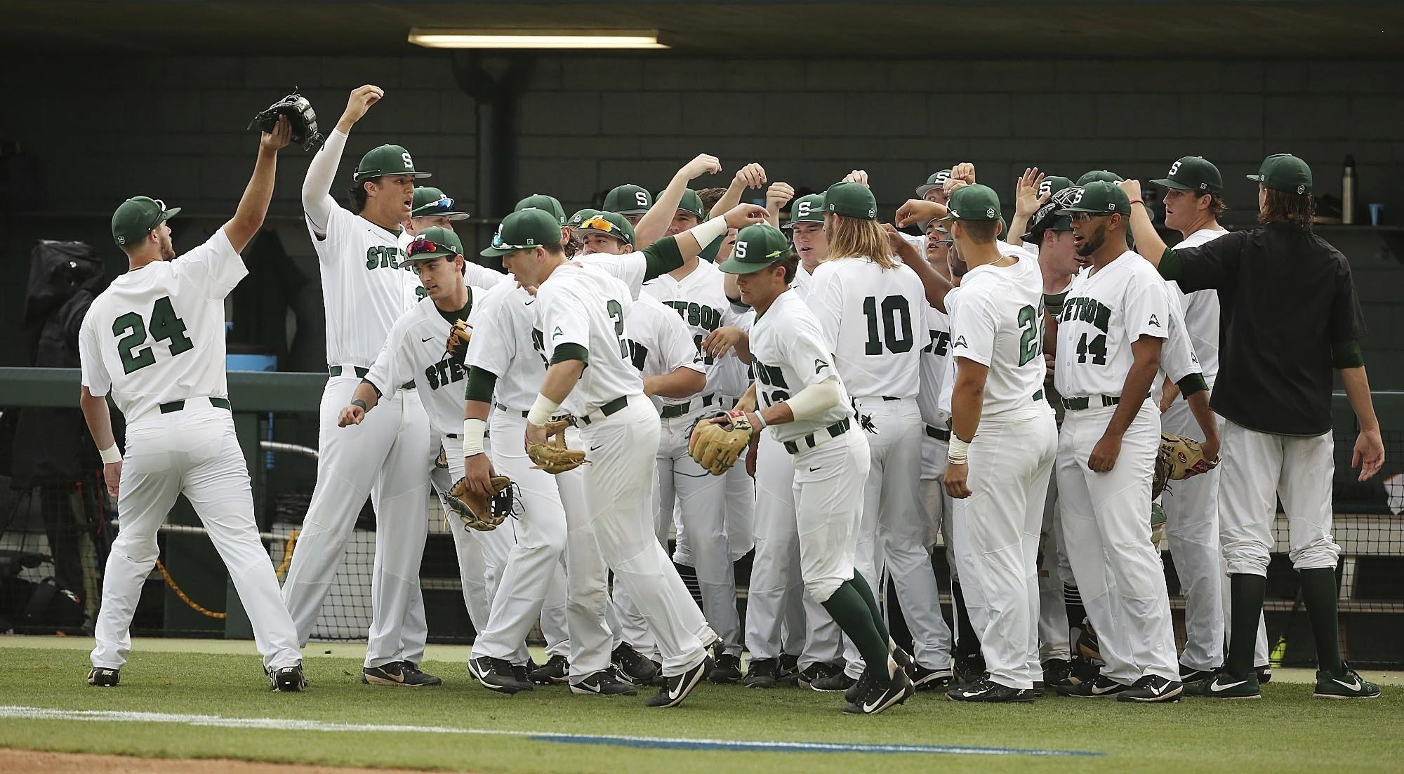 Stetson defeats Oklahoma State in NCAA's DeLand Regional