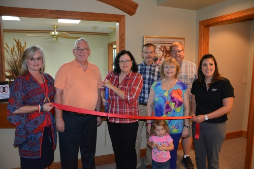 Chamber holds ribbon cutting for Living Hope Pregnancy Center