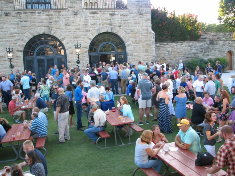 Chamber's 'Party at the Palace' Friday at Marland Mansion