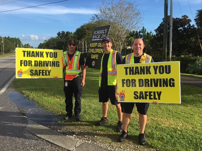 Police to concentrate on school zones