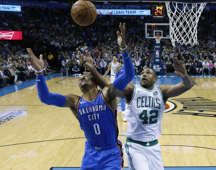 Celtics rally to beat Thunder 101-95