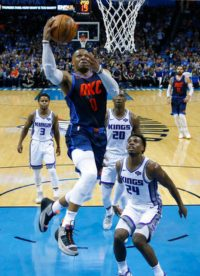 Sacramento Kings beat Oklahoma City Thunder