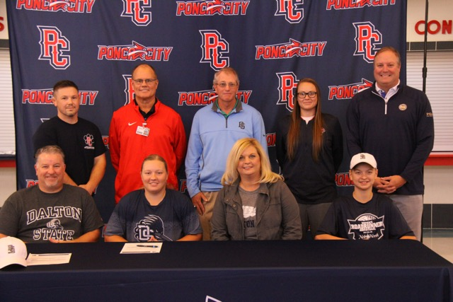 Po Hi golfer signs letter of intent to Dalton State College