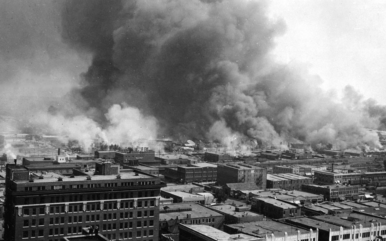 Curriculum being developed to teach Tulsa race massacre