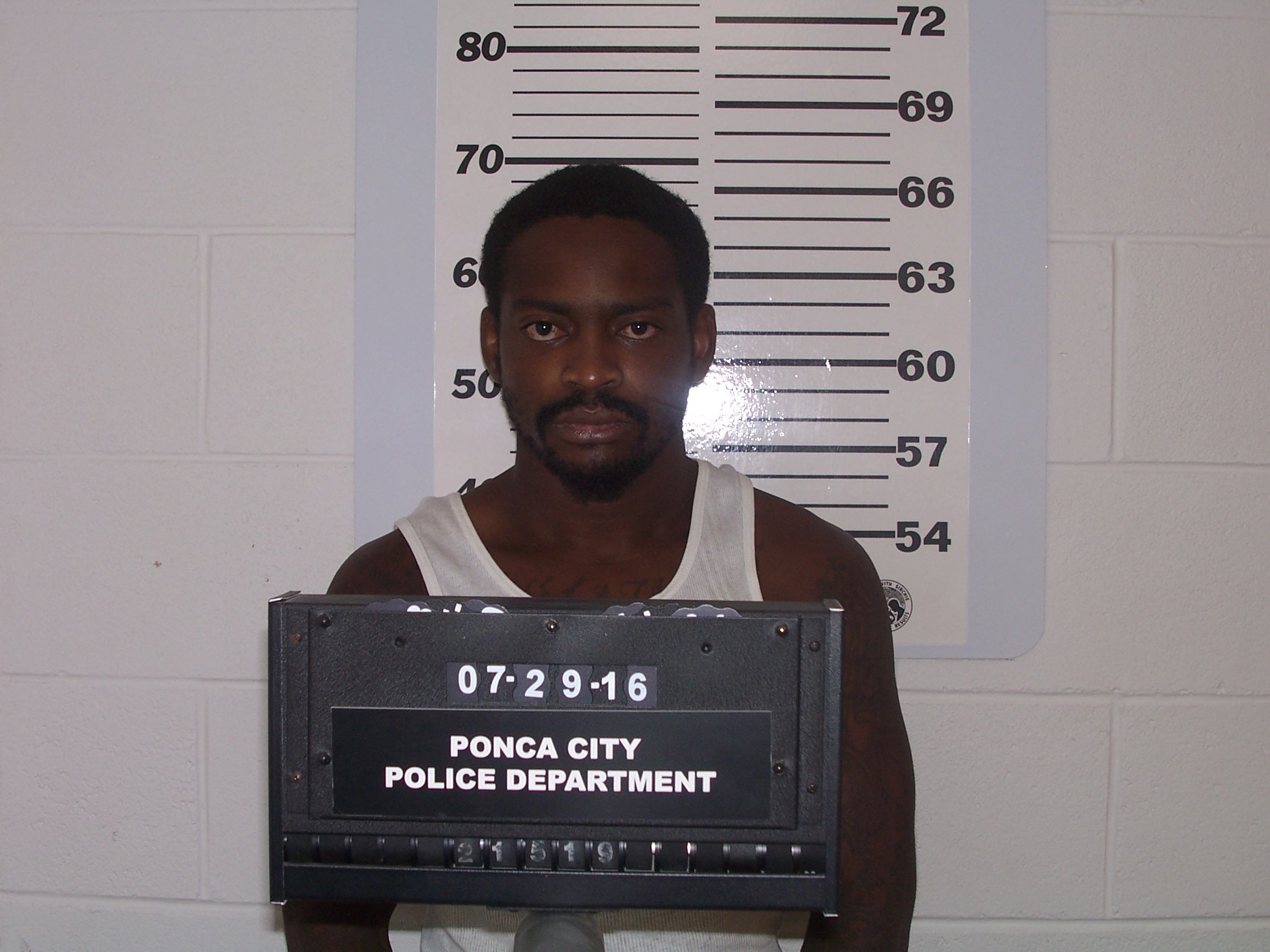 Shooting suspect arrested by Ponca City Police, US Marshals