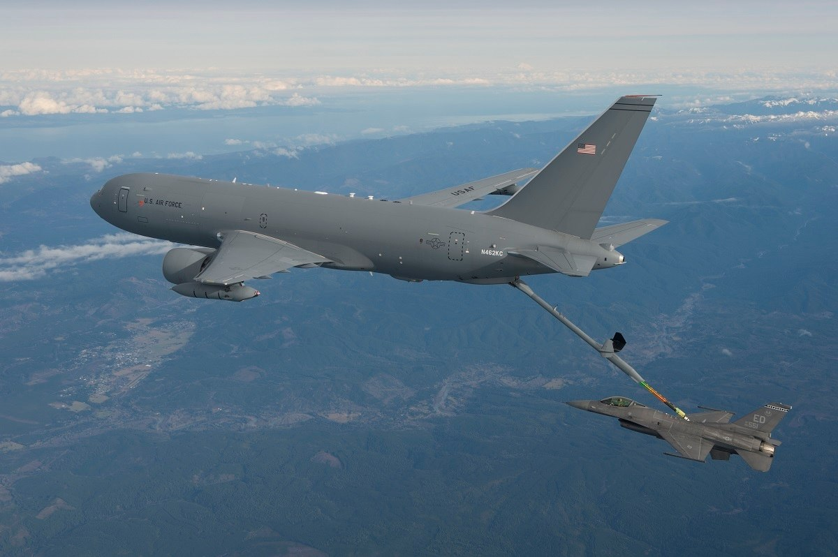 McConnell Air Force Base to receive refueling tankers