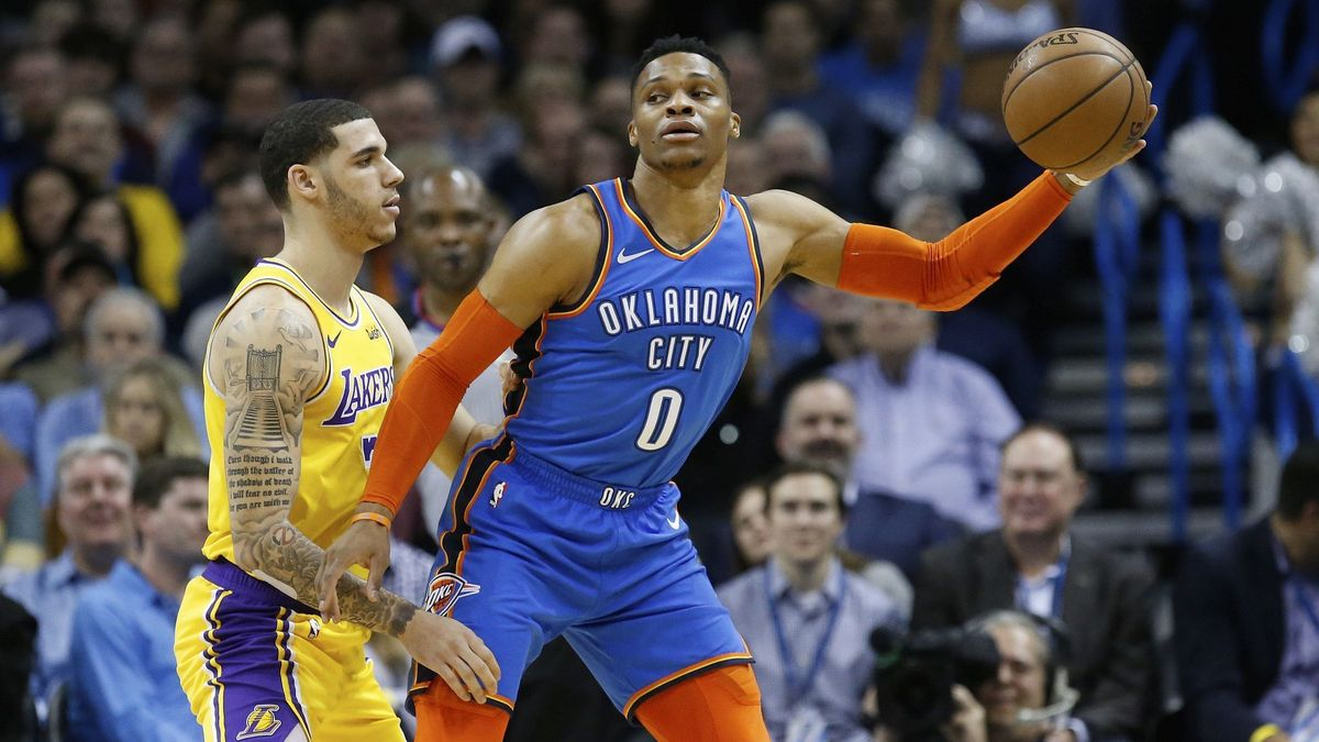 Lakers beat Thunder 138-128 in overtime