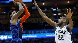Oklahoma City Thunder knocks off Milwaukee Bucks 118-112