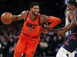 Thunder defeat New York Knicks 127-109