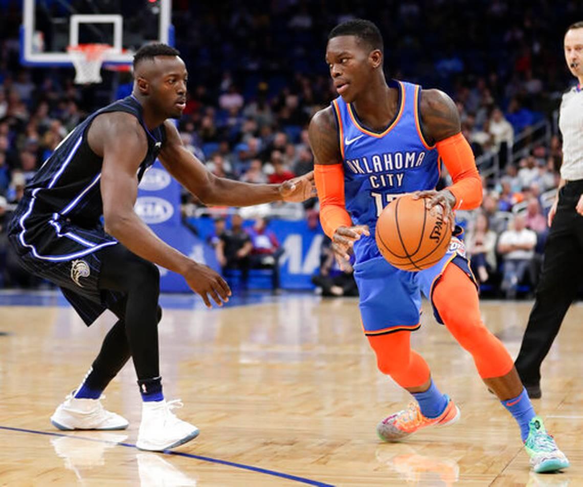 Thunder rallies to win over Orlando Magic