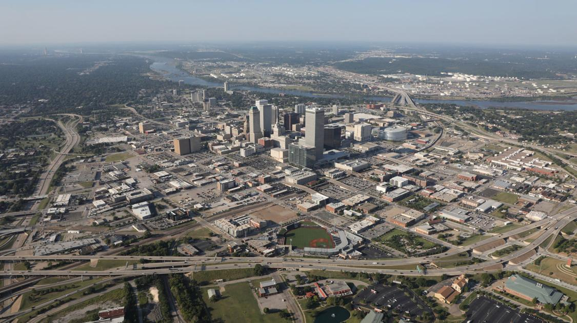 Survey: Half of Tulsa residents are thriving, but some looking up