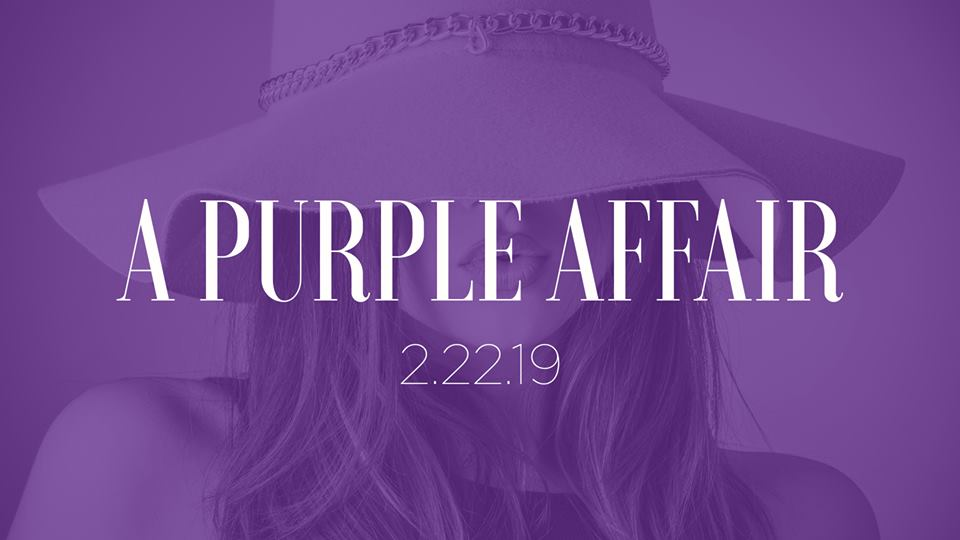 A Purple Affair previews spring fashions Friday night in benefit show